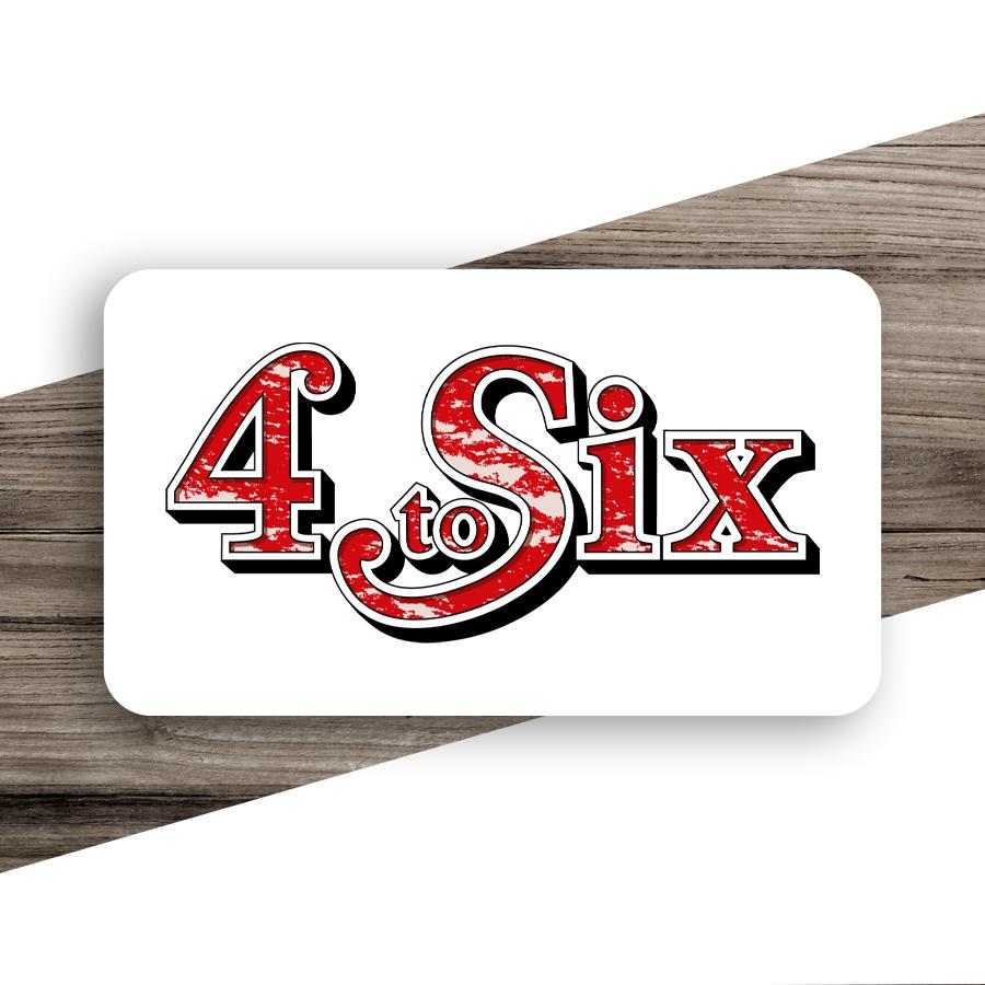Logo 4 to Six